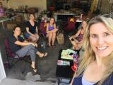 <h5>Shauna's garage sale fundraiser with friends</h5>
