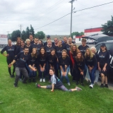 <p>Our Prime team celebrating the Maple Grove Days Parade. Our stress relief balls were a big hit with the crowd this year.</p>