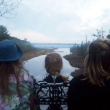 <p>Alaina and friends enjoy a quiet moment enjoying the beauty of one of Minnesota's 10,000+ lakes. </p>