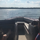 <p>Krysta is a true believer that there is nothing better than Minnesota lakes in the summertime.</p>