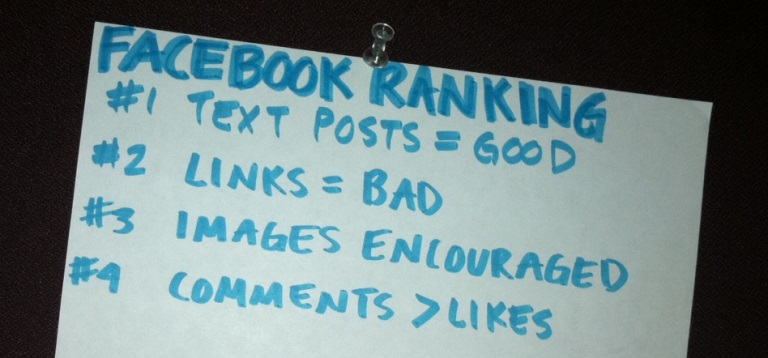 Facebook Post Ranking Rec