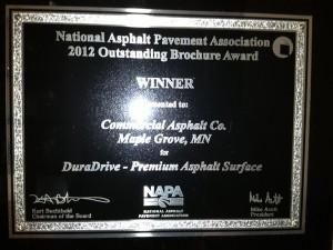 NAPA Award