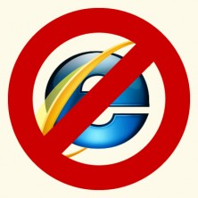 Don't Use IE6-11
