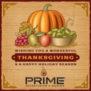 Prme Thanksgiving Graphic