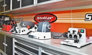 Graphics inside Stellar Keys  & Remotes Van