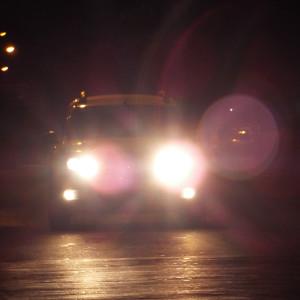 Car headlights, web design, Prime Advertising & Design