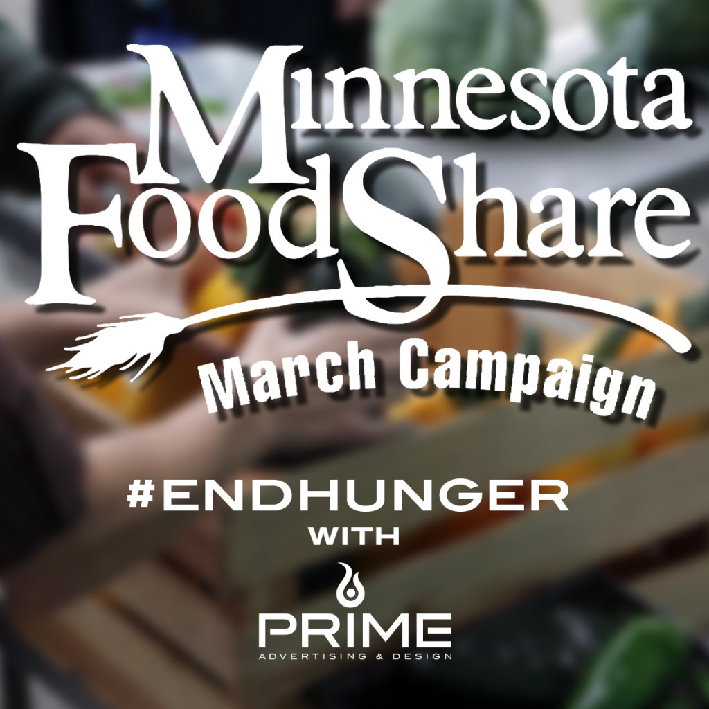 MARCH TO END HUNGER