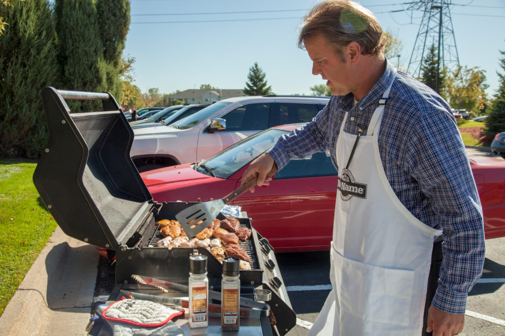 Summer Bucket List - Office Cook-out