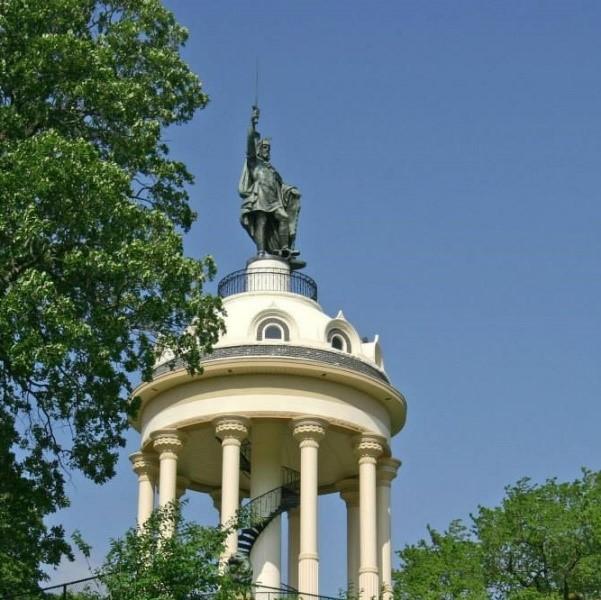 Hermann Monument - New Ulm - Memorable Monuments