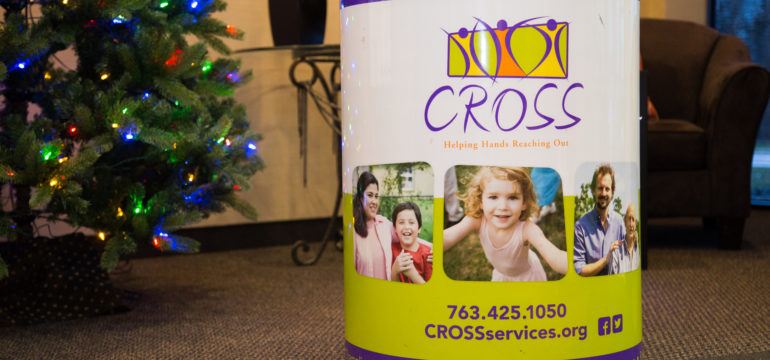 Make the Holidays a Little Brighter - CROSS Services
