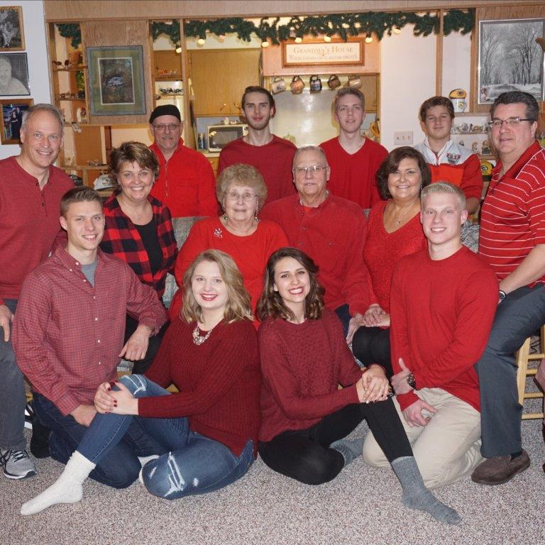 Thankful for Family - Suzanne - Prime Advertising
