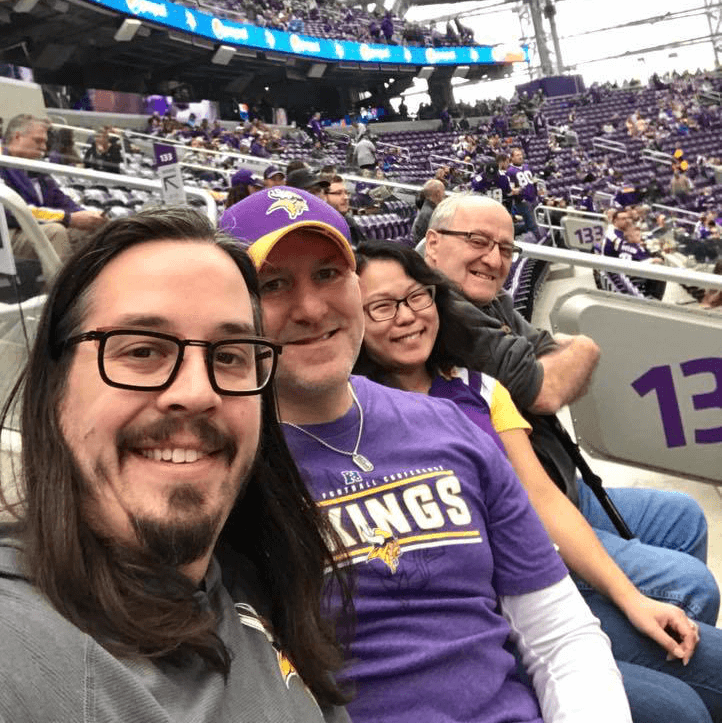 Dad's-First-Vikes-Game-Kelsey-Prime-Advertising