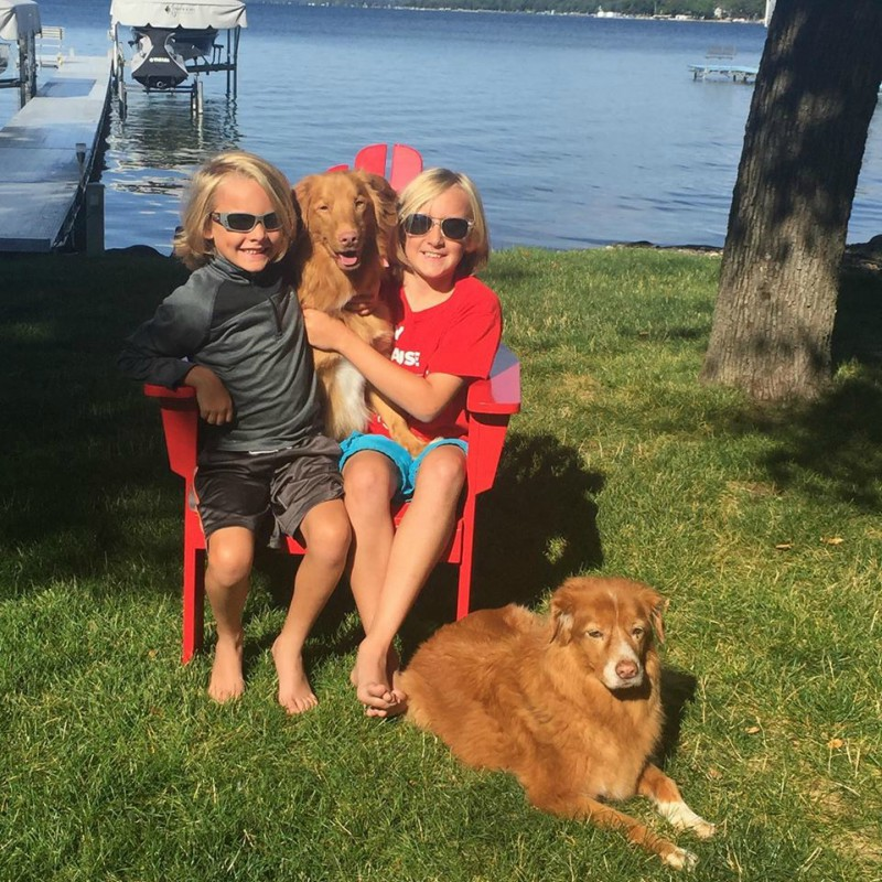 Kids-Dogs-at-Lake-Shauna-Gratitude-Prime-Advertising