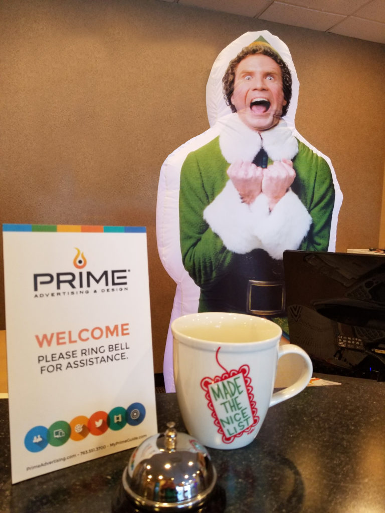 Prime-Welcomes-Buddy-Elf-Front-Desk